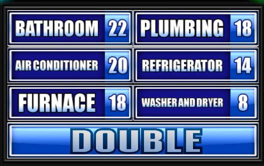 Name Something In Your House That Needs Maintenance Family Feud